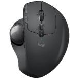 MXTB1s マウス MX ERGO ブラック [光学式 /6ボタン /Bluetooth・USB /無線(ワイヤレス)]
