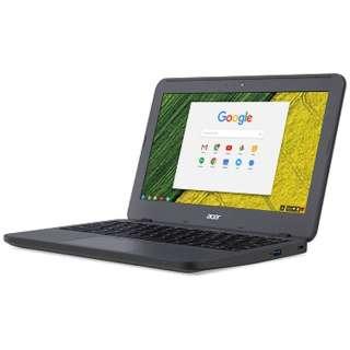 C731-N14N ノートパソコン Chromebook 11 スティールグレイ [11.6型 /intel Celeron /eMMC:32GB /メモリ:4GB /2017年9月モデル]