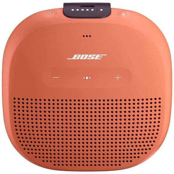 SLINKMICROORG ブルートゥース スピーカー SoundLink Micro オレンジ [Bluetooth対応 /防水]