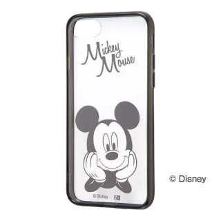 iPhone 8用 ディズニー ハイブリッドケース ミッキーマウス RT-DP14U/MK
