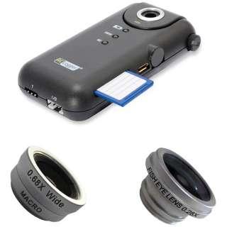 RC Logger PROカメラ Wレンズセット[生産完了品 在庫限り]
