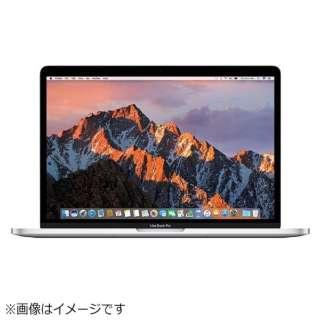 MacBookPro 13インチ USキーボードモデル[2016年/SSD 256GB/メモリ 8GB/2.0GHzデュアルコア Core i5]シルバー MLUQ2JA/A