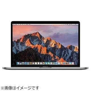 MacBookPro 15インチ Touch Bar搭載 USキーボード カスタマイズモデル[2016年/SSD 1TB/メモリ 16GB/2.9GHzクアッドコア Core i7]スペースグレイ MLH52JA/A