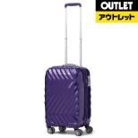 【アウトレット品】 スーツケース 32L ZAVIS(ゼイビズ) Moonrise Purple I25-95001 [TSAロック搭載] 【外装不良品】