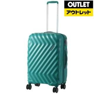 【アウトレット品】 TSAロック搭載スーツケース ZAVIS(102L)I25*003 ターコイズ 【外装不良品】