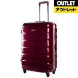 【アウトレット品】 スーツケース 58L Oval FR パープル R0691004 [TSAロック搭載] 【生産完了品】