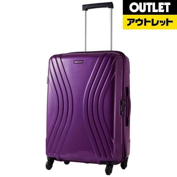 【アウトレット品】 スーツケース 75L VIVOLITE(ヴィヴォライト)Spinner70(スピナー70) Purple 35R50003 [TSAロック搭載] 【生産完了品】