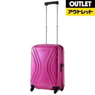 【アウトレット品】 スーツケース 36L VIVOLITE(ヴィヴォライト)Spinner55(スピナー55) HOT Pink 35R20001 [TSAロック搭載] 【生産完了品】