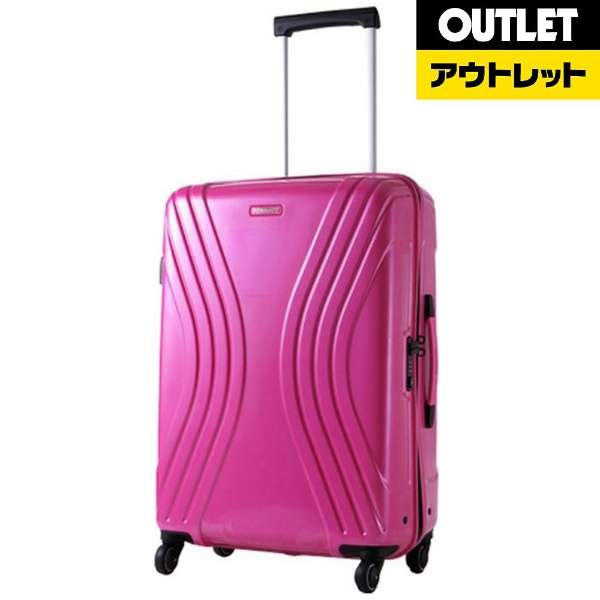 【アウトレット品】 スーツケース 75L VIVOLITE(ヴィヴォライト)Spinner70(スピナー70) HOT Pink 35R20003 [TSAロック搭載] 【生産完了品】