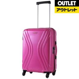 【アウトレット品】 スーツケース 56L VIVOLITE(ヴィヴォライト)Spinner62(スピナー62) HOT Pink 35R20002 [TSAロック搭載] 【生産完了品】