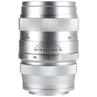 カメラレンズ 35mm F2 CREATOR シルバー [ソニーE /単焦点レンズ]