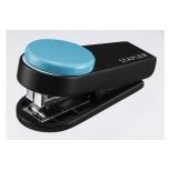 携帯用 ミニ ホッチキス ハンディタイプ 10号 カラーギミック(ライトブルー) HD-10XS/LB