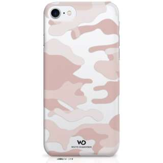 iPhone 8 Camouflage Case ローズゴールド 1340CFL56