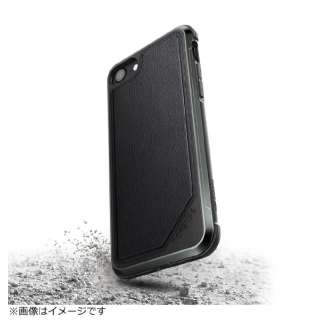timeless design 474b0 4391a ビックカメラ.com - iPhone 8 レザーケースDEFENSE LUX PU Leather XI7SDLUX4