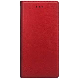 iPhone 8 手帳型 Standing Case レッド HAN10467I7S