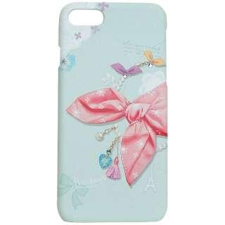 iPhone 8 Dot Scarf bar ピンクスカーフ HM10284I7S