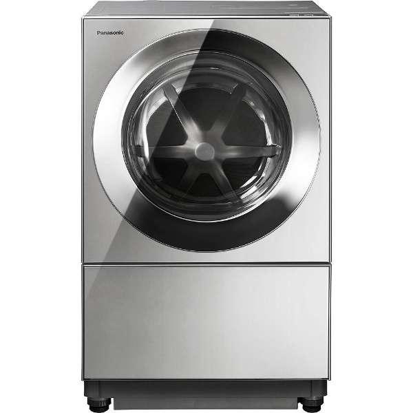 洗濯機のおすすめ10選 パナソニック ドラム式洗濯乾燥機 Cuble(キューブル)(洗濯10.0kg /乾燥5.0kg) NA-VG2300L