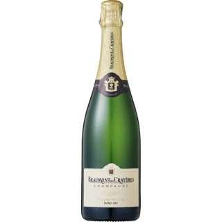 ボーモン・デ・クレイエール グラン・ネクター 750ml【シャンパン】