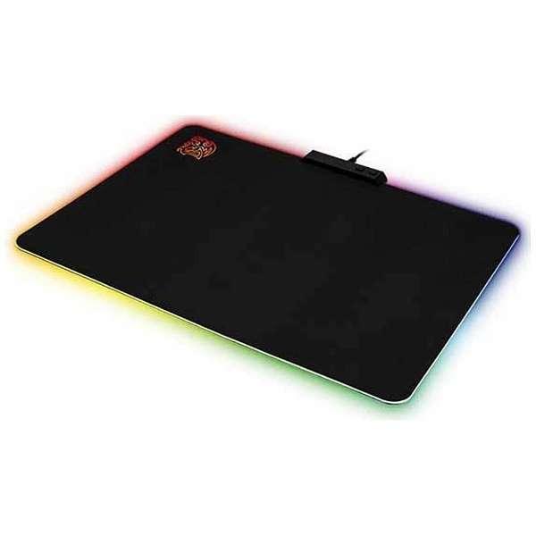 MP-DCM-RGBSMS-01 ゲーミングマウスパッド Ttesports ブラック
