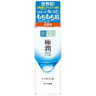 肌研(ハダラボ) 極潤 ヒアルロン液(170ml) 〔化粧水〕
