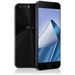 ZenFone 4(ZE554KL)ミッドナイトブラック「ZE554KL-BK64S6」 Snapdragon 660 5.5型・メモリ/ストレージ: 6GB/64GB nanoSIMx1 nanoSIM or micro SDx1 ドコモ/au/ソフトバンク/YmobileSIM対応 SIMフリースマートフォン