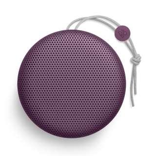 BEOPLAY-A1VIOLET ブルートゥース スピーカー バイオレット [Bluetooth対応]