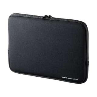 プロテクトスーツ[MacBook Pro 13インチ用] (ブラック)IN-MACPR1301BK