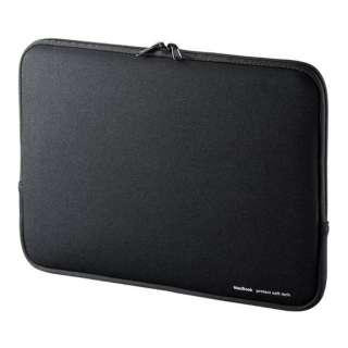 プロテクトスーツ[MacBook Pro 15インチ用] (ブラック) IN-MACPR1501BK