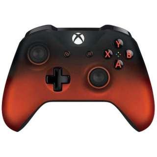 【純正】Xbox ワイヤレス コントローラー (ボルケーノ シャドウ) WL3-00070[Xbox One]