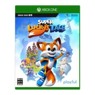 Super Lucky's Tale【Xbox Oneゲームソフト】