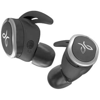 フルワイヤレスイヤホン RUN ブラック JBD-RUN-001BK [ワイヤレス(左右分離) /Bluetooth]