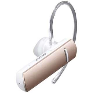 BSHSBE200PK ヘッドセット ピンク [ワイヤレス(Bluetooth) /片耳 /イヤフックタイプ]