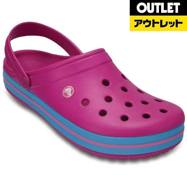 【アウトレット品】 Crocband Vibrant (サイズ:23cm) Violet M5W7 【生産完了品】