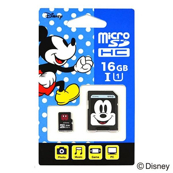 EU-MSD16-MM [16GB ミッキー] 製品画像