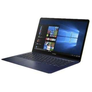 UX3490UAR-85501TB ノートパソコン ZenBook3 Deluxe ロイヤルブルー [14.0型 /intel Core i7 /SSD:1TB /メモリ:16GB /2017年9月モデル]