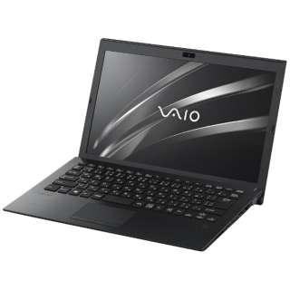 VJS13290311B ノートパソコン S13 ブラック [13.3型 /intel Core i5 /SSD:128GB /メモリ:4GB /2017年9月モデル]