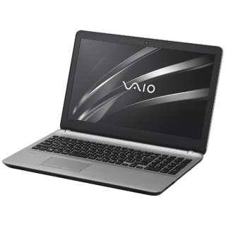 VJS15290211S ノートパソコン S15 シルバー [15.5型 /intel Core i7 /HDD:1TB /メモリ:8GB /2017年9月モデル]