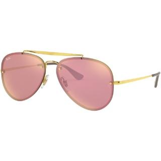 Biccamera Com Ray Ban Rayban Blaze Aviator Gold Pink Mirror