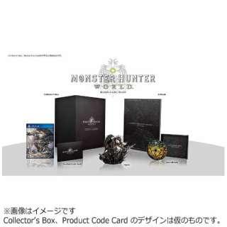 MONSTER HUNTER:WORLD COLLECTOR'S EDITION【PS4ゲームソフト】