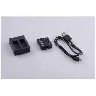 【AC150/600対応】バッテリー&バッテリーチャージャーセット BC-SJ4000CBT