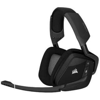 CA-9011152-AP ヘッドセット ブラック [USB /両耳 /ヘッドバンドタイプ]