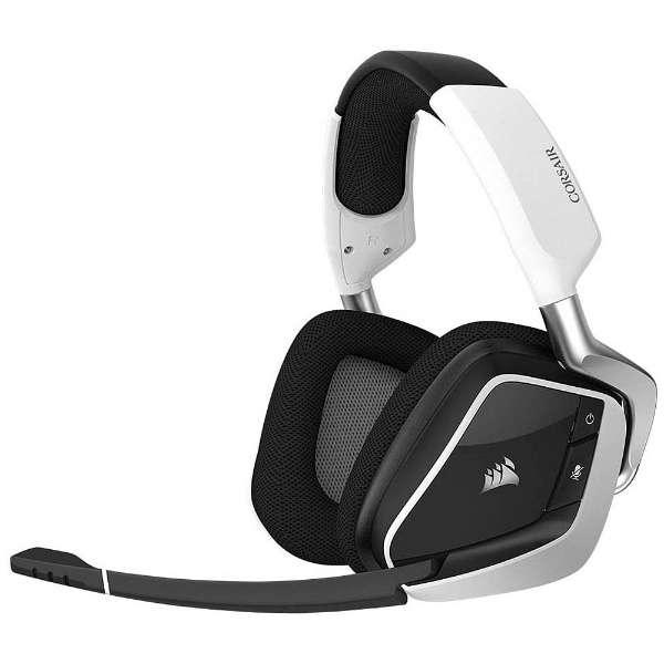 CA-9011153-AP ヘッドセット ホワイト [USB /両耳 /ヘッドバンドタイプ]