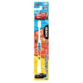 REACH(リーチ) 子ども用歯ブラシ キッズ カーズ はえかわり期用6~12才