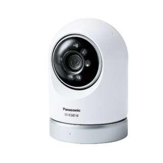 KX-HC600-W ホームネットワークシステム スマ@ホーム システム ホワイト [暗視対応 /無線]