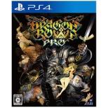 ドラゴンズクラウン・プロ【PS4ゲームソフト】