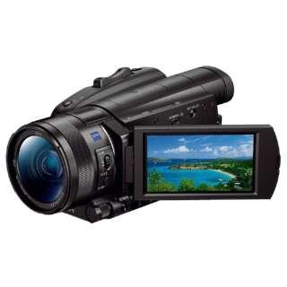FDR-AX700 ビデオカメラ [4K対応]