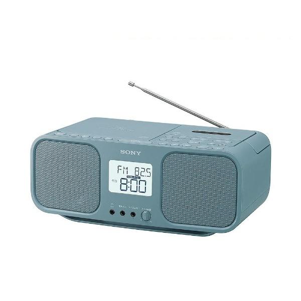 Sony CDラジオカセットレコーダー CFD-S401(LI) ラジカセ/CDラジオ