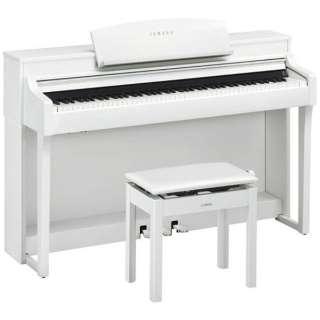 CSP-150WH 電子ピアノ Clavinova(クラビノーバ) ホワイトウッド調 [88鍵盤]