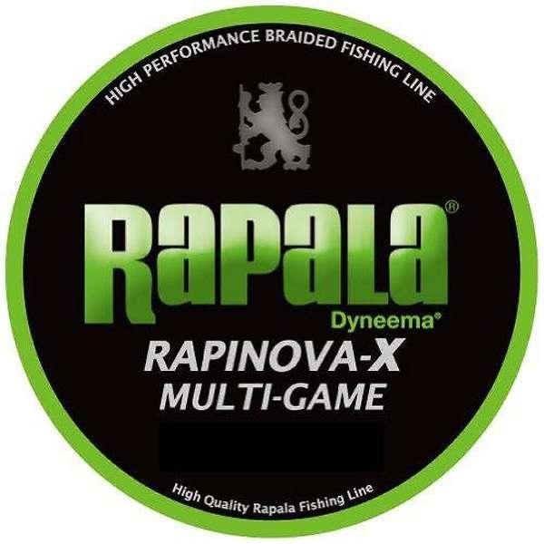 ライン ラピノヴァX マルチゲーム PE(200m・0.4号・ライムグリーン)