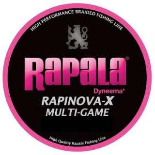 ライン ラピノヴァX マルチゲーム PE(150m・1.5号・ピンク)